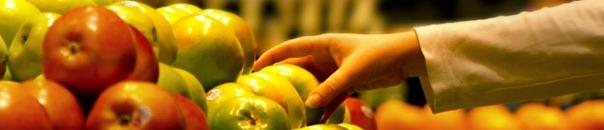 produce apples