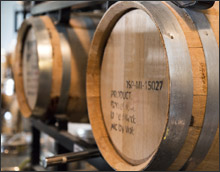craft whiskey barrels