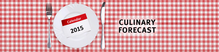 2015 culinary trends