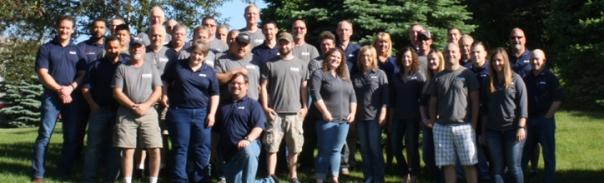 CMS team photo